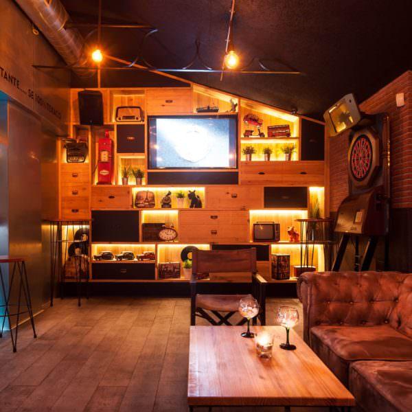 Interioristas Valencia pub